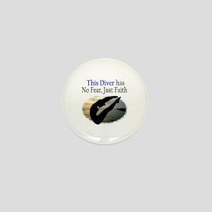 BEST DIVER Mini Button