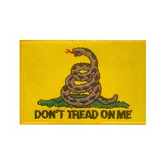 Don't Tread on Me! Rectangle Magnet (10 pack)