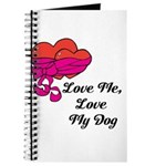 Love Me, Love My Dog Journal