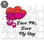 Love Me, Love My Dog Puzzle