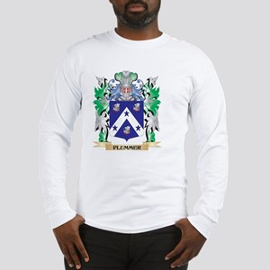 Plummer Coat of Arms - Family Long Sleeve T-Shirt