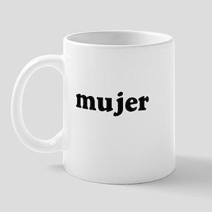 Mujer Mug