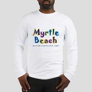 MB Tropical Type - Long Sleeve T-Shirt