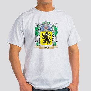 Poli Coat of Arms - Family Crest T-Shirt