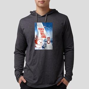 Plan 9 color Long Sleeve T-Shirt