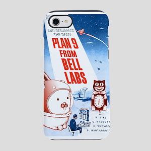 Plan 9 color iPhone 8/7 Tough Case