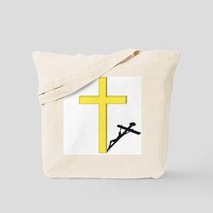 Cross of Christ Tote Bag