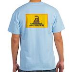 Don't Tread on Me! Light T-Shirt