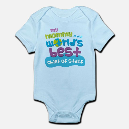 Chief of Staff Gift for Kids Infant Bodysuit