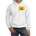 Don't Tread on Me! Hooded Sweatshirt