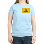 Don't Tread on Me! Women's Light T-Shirt