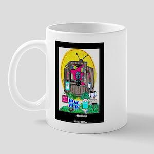 Outhouse Series/Home Office Mug
