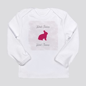 Custom Easter Bunny Long Sleeve Infant T-Shirt