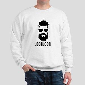 Muslim Hipster .gotDeen Sweatshirt