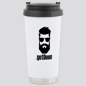 Muslim Hipster .gotDeen Stainless Steel Travel Mug