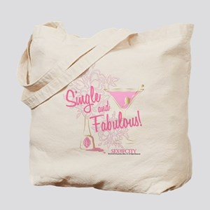 SATC Single and Fabulous Tote Bag