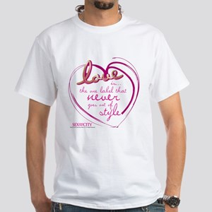 SATC Love Is The Thing Men's Classic T-Shirts