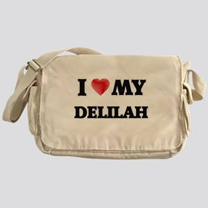I love my Delilah Messenger Bag