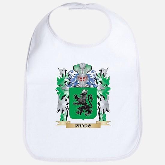 Prado Coat of Arms - Family Crest Bib
