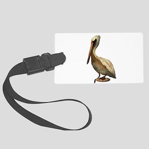 Pelican Cove Luggage Tag