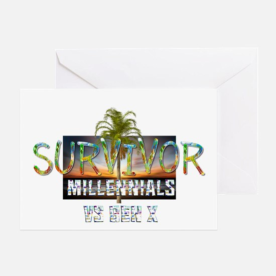Survivor Greeting Card
