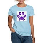 WagsLogo1_Purple T-Shirt