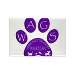 WagsLogo1_Purple Magnets