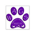 WagsLogo1_Purple Sticker