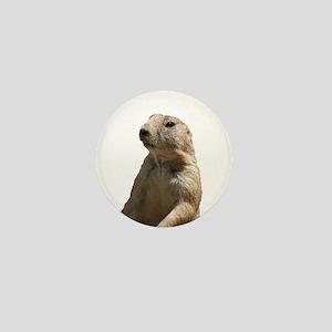 Prairie Dog Mini Button