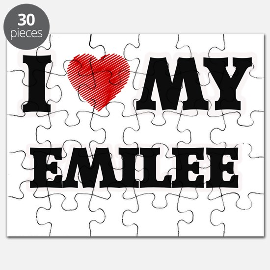 I love my Emilee Puzzle