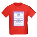 Supersedure Zone Kids Dark T-Shirt
