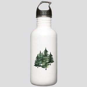 Spruce Grove Stainless Water Bottle 1.0L