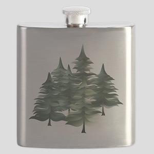Spruce Grove Flask