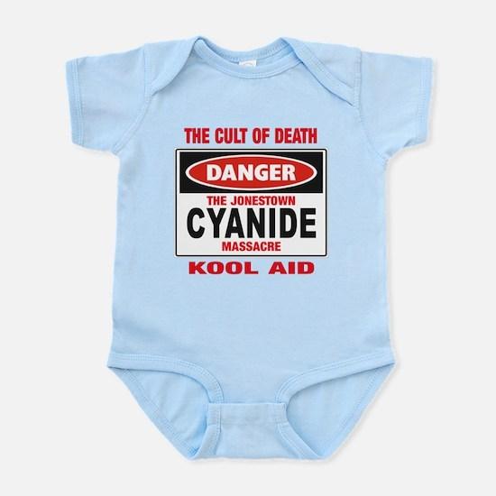 THE JONESTOWN MASSACRE Infant Bodysuit
