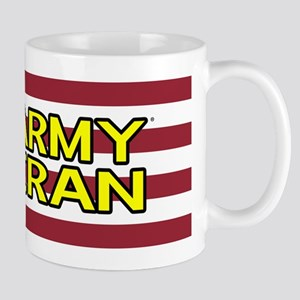 U.S. Army: Veteran (American Flag) Mug