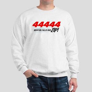 Newton Falls ZIP Sweatshirt