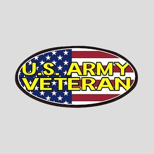 U.S. Army: Veteran (American Flag) Patch
