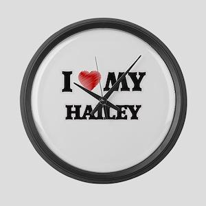 I love my Hailey Large Wall Clock