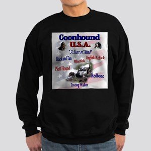 Coonhound USA Sweatshirt