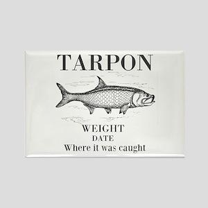 Tarpon fishing Magnets