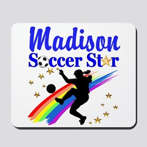 PERSONALIZE SOCCER Mousepad