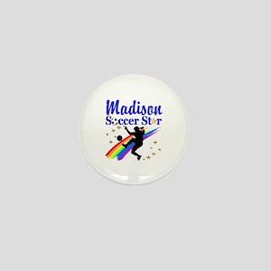 PERSONALIZE SOCCER Mini Button