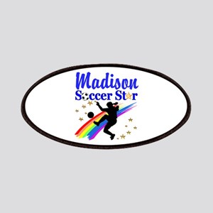 PERSONALIZE SOCCER Patch