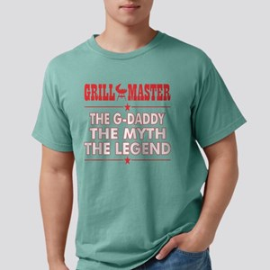 Grillmaster The Gdaddy The Myth The Legend T-Shirt