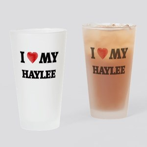 I love my Haylee Drinking Glass