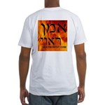 Truly Worthy Men's Fitted T-Shirt
