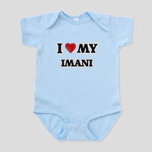I love my Imani Body Suit