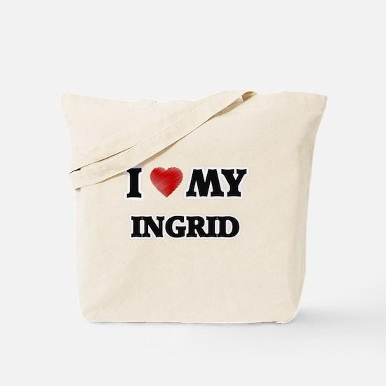 I love my Ingrid Tote Bag
