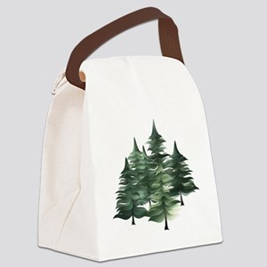 Spruce Grove Canvas Lunch Bag