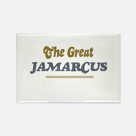 Jamarcus Rectangle Magnet